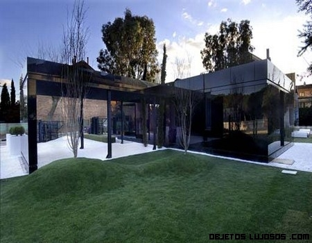 Casas modulares de Carlos Sainz