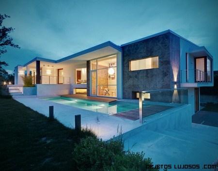 Casa minimalista en Italia