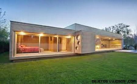 Casas Modernas Rectangulares Of Casa Fioretti De A4 Estudio