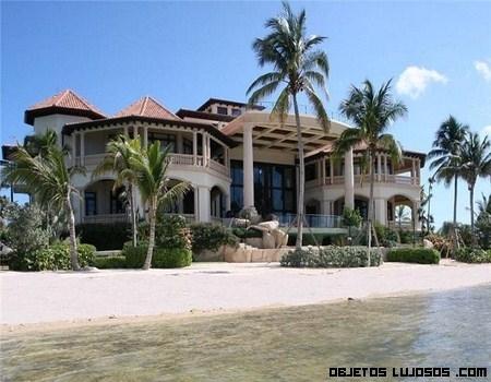 Castillo Caribe, una mansión en la playa