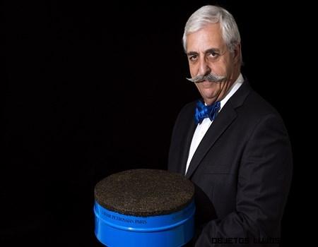 Latas de caviar