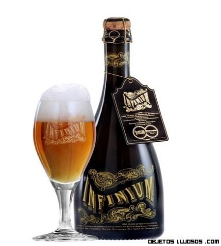 Cerveza Infinium