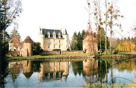 Vacaciones en un castillo de Francia