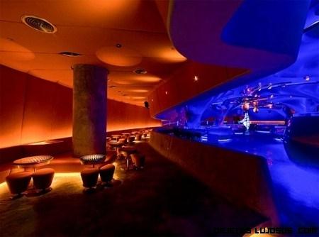 Una discoteca lujosa en Tailandia