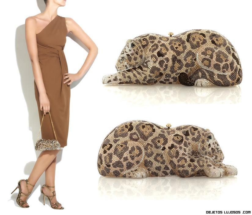 bolsos elegantes con joyas