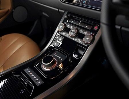 Interior coche de lujo