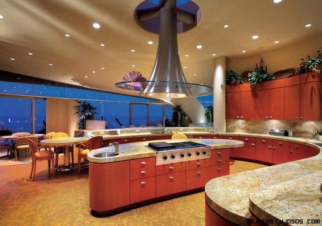 cocinas modernas de lujo