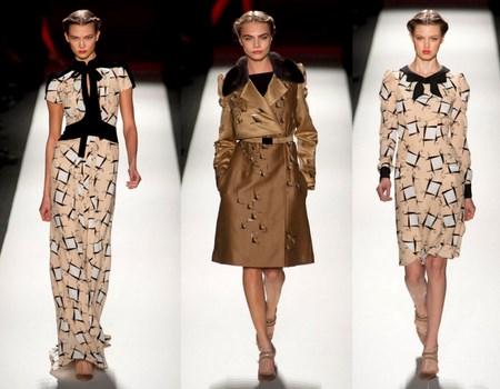 vestidos estampados de lujo