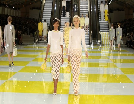 Show fashion de lujo