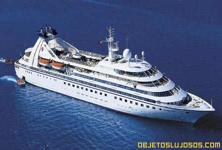 Crucero de lujo íntimo Seabourn PRIDE