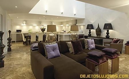 Vacaciones en londres burggraaf y voltaire for Interiores casas de lujo