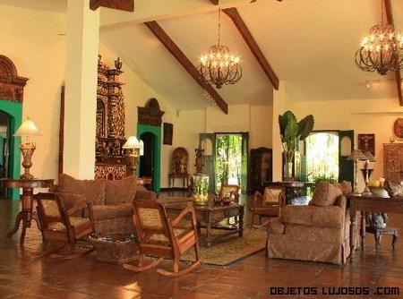 Hotel convento en nicaragua - Decoracion clasica actual ...