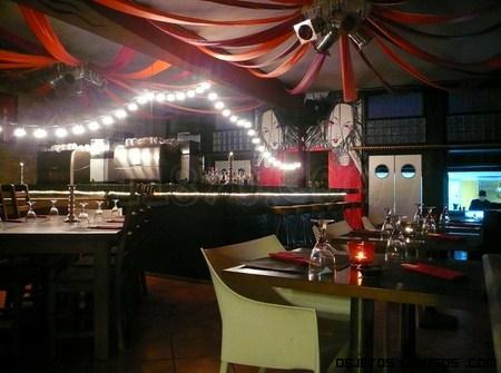 Decoracion de bares modernos stunning restaurante picnic - Decoracion de bares de tapas ...
