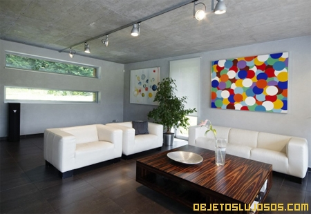 Pin techos para terrazas pergola terraza moderna com for Decoracion de casas modernas