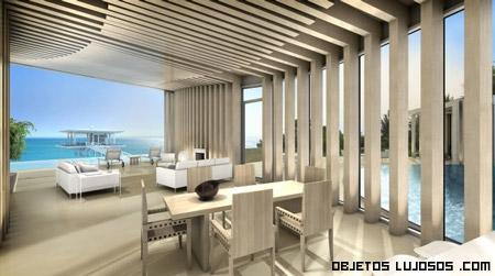 Dellis Cay, una isla llena de lujos