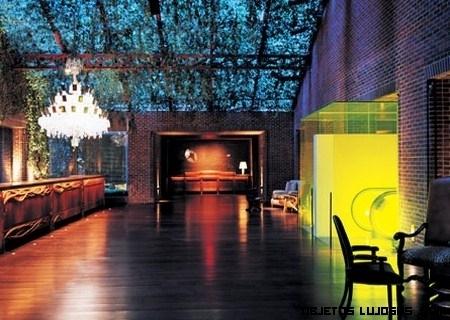 Hotel de lujo Hudson