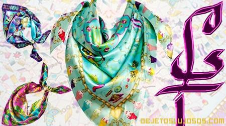 Pañoletas de Mia Jafari