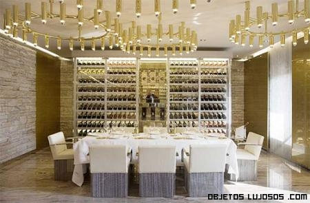 Restaurante Dolce & Gabbana Gold