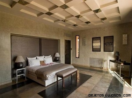 Mansi n en marrakech - Decoracion de lujo ...