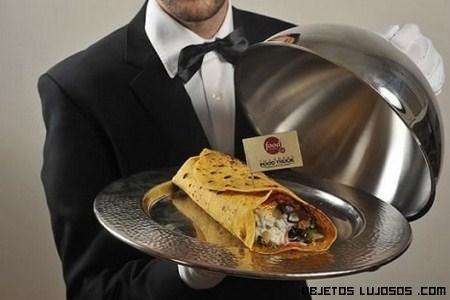 El Kebab más caro del mundo