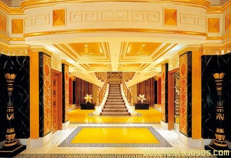 Hotel de Lujo 7 Estrellas