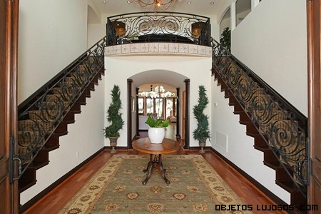 Mansi n de paula abdul - Escaleras de casas de lujo ...