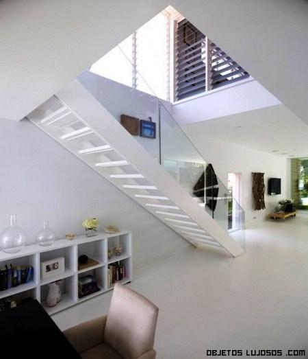 escaleras de lujo