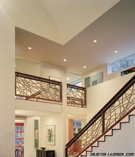Pin minimalista reason you genuardis portal on pinterest for Escaleras de casas de lujo