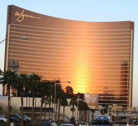 Hotel Wynn en las Vegas, lujo y relax