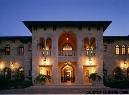 Impresionante mansi n de eddie murphy for Casas mansiones de lujo