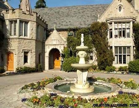 La mansión de Playboy