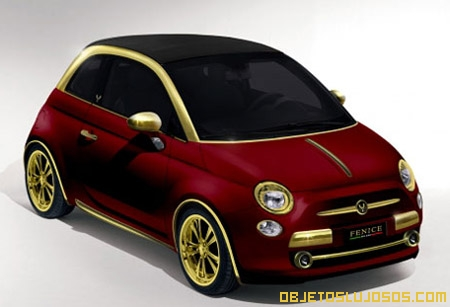 Fenice Milano La Dolce Vita Fiat 500