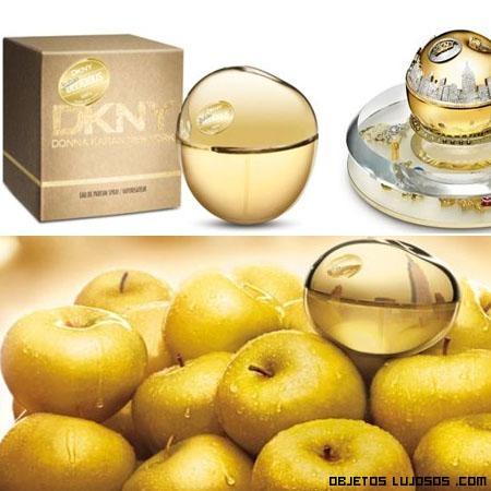 DKNY, Goldel Delicius, el perfume más caro del mundo