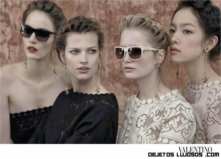 Gafas de sol Valentino para este verano 2012