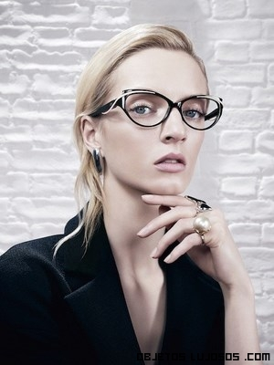 gafas de estilo mariposa