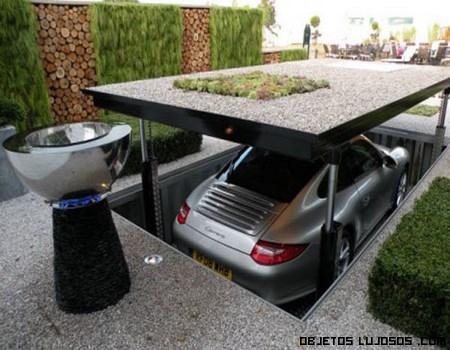 nueva soluci n para hacer un garaje en casa