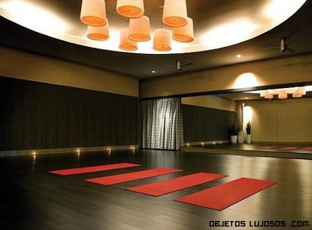 Salones de yoga decoracion - Decoracion de gimnasios ...