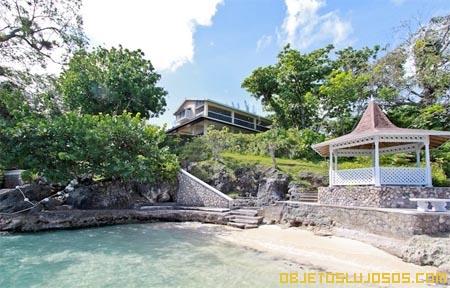 Villa para un fin de semana en Jamaica