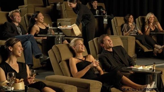 Películas en cines Gold