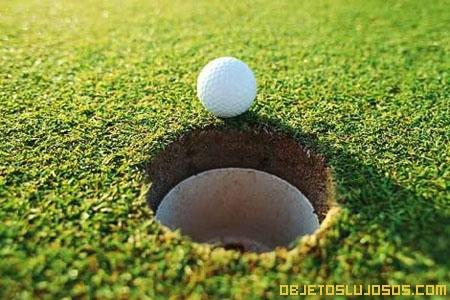 El más lujoso libro sobre Golf