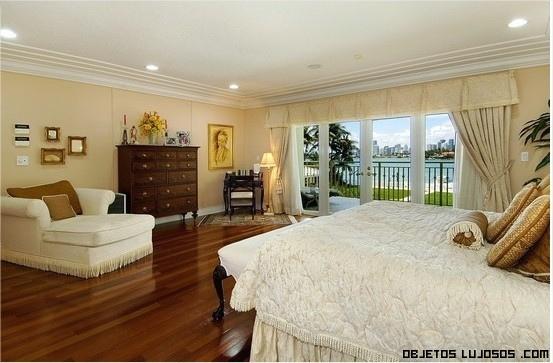 Casas De Decoracion En Miami ~ Habitaciones de lujo en villas de Miami