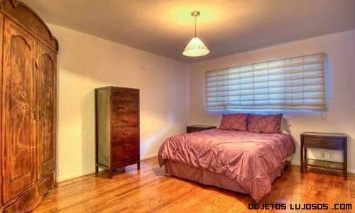 habitaciones rústicas minimalistas