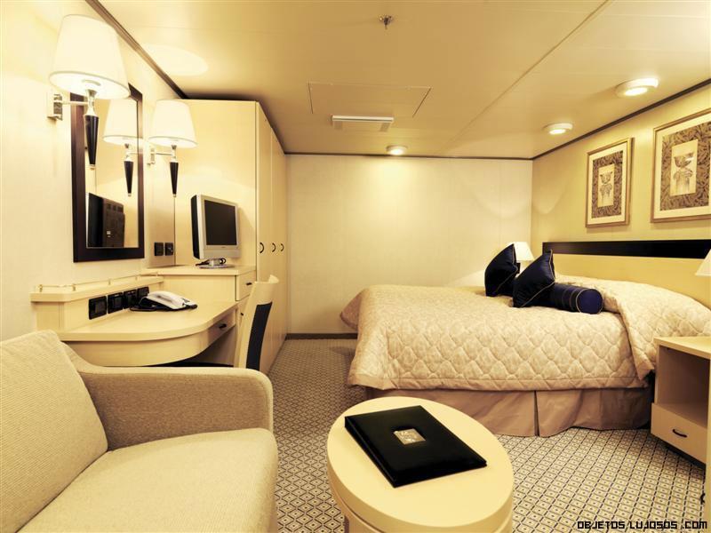 habitaciones contemporáneas de lujo
