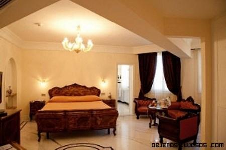 Habitaciones decoración victoriana