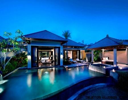 Hotel con vistas al Océano Índico