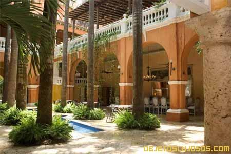 Un hotel para regresar, Casa Pestagua