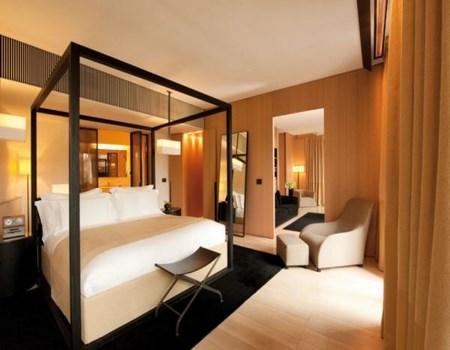 Hotel bulgari en mil n for Hoteles diseno milan