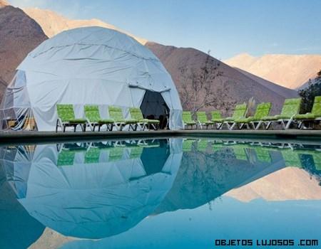 Un hotel diferente en Chile
