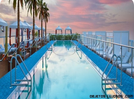 Hotel Gansevoort en Miami