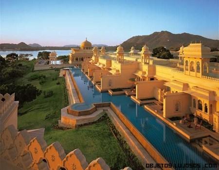 hoteles de diseño en la India